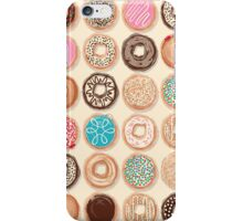 Nuts for Donuts iPhone Case/Skin