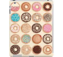 Nuts for Donuts iPad Case/Skin