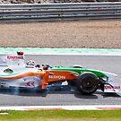 Force India by Richard Keech