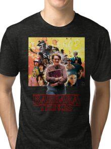 Barbara Things - Stranger Things Tri-blend T-Shirt