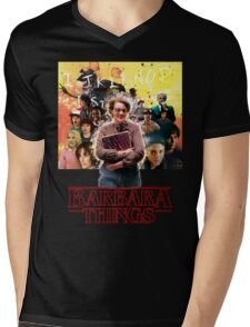 Barbara Things - Stranger Things Mens V-Neck T-Shirt