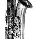 sax abstract by tinncity