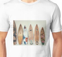 Surfboards Unisex T-Shirt