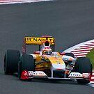 Renault F1 by Richard Keech