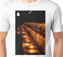 Light a candle for me Unisex T-Shirt