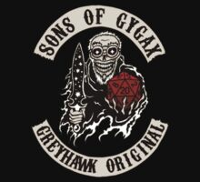 Sons of Gygax - Greyhawk Original T-Shirt