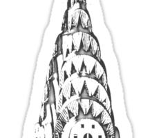 chrysler cutout Sticker