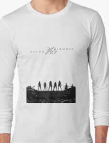 727 TOUR. Long Sleeve T-Shirt