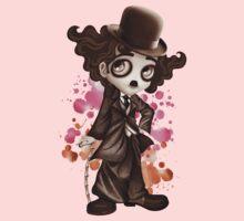 The Little Tramp One Piece - Short Sleeve