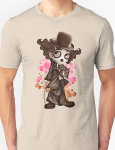The Little Tramp Unisex T-Shirt