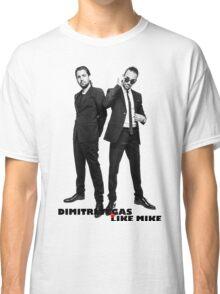 DJ DIMITRI VEGAS & LIKE MIKE - TOP SELLER pict. Classic T-Shirt