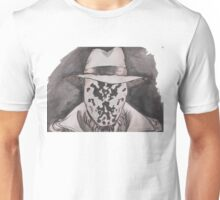 Watchmen - Rorshach Ink Portrait Unisex T-Shirt