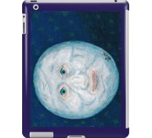 The Alabaster Simpleton (The Moon) iPad Case/Skin