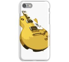 Guitar Vintage iPhone Case/Skin