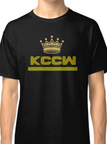 "KCCW ""Crown"" Classic T-Shirt"