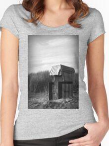 STRANDKORB Women's Fitted Scoop T-Shirt