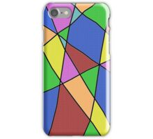 Abstract Funk iPhone Case/Skin