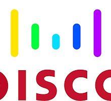 Disco (Cisco Parody) by JKgraphics
