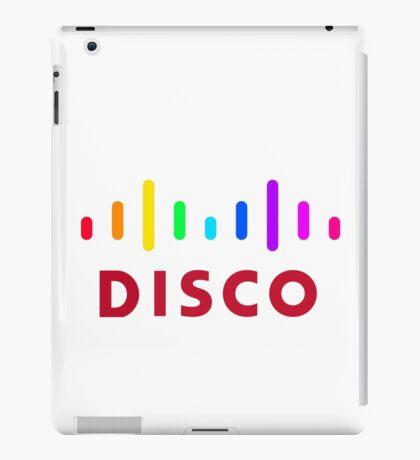 Disco (Cisco Parody) iPad Case/Skin