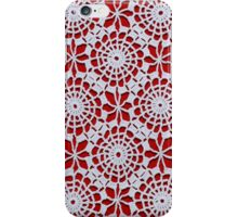 Portuguese Crochet Pattern - Cases, Pillows and More iPhone Case/Skin