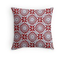 Portuguese Crochet Pattern - Cases, Pillows and More Throw Pillow