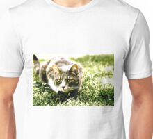 Eyes in focus  Unisex T-Shirt