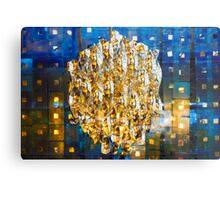 Contemporary lights Metal Print