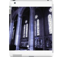 San Francisco Cathedral Eerie iPad Case/Skin