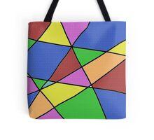 Abstract Funk Tote Bag