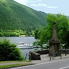 Well of the Seven Heads.......Loch Oich.......Scotland. by Roy  Massicks