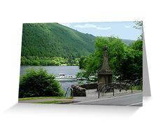Well of the Seven Heads.......Loch Oich.......Scotland. Greeting Card