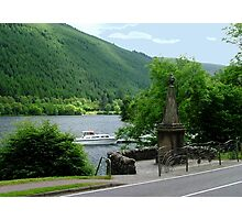 Well of the Seven Heads.......Loch Oich.......Scotland. Photographic Print