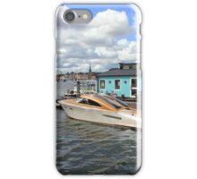 Stockholm harbour, SWEDEN iPhone Case/Skin