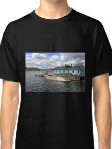 Stockholm harbour, SWEDEN Classic T-Shirt