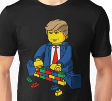 Donald Trump - Build A Wall Unisex T-Shirt