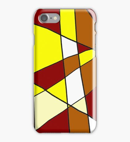Abstract Warmth iPhone Case/Skin
