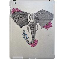 Zen Elephant iPad Case/Skin