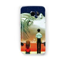 Neon Genesis Evangelion: The End of Evangelion Movie Poster  Samsung Galaxy Case/Skin