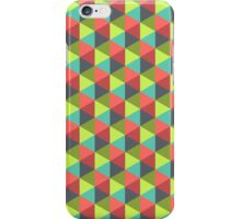 Abstract Geometric Case iPhone Case/Skin