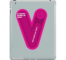 Our Music On Vinyl iPad Case/Skin