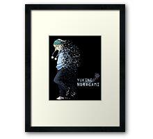 Yukine Noragami Framed Print
