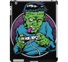 Franken Gamer iPad Case/Skin