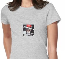 Norma Rae Equality Womens Fitted T-Shirt