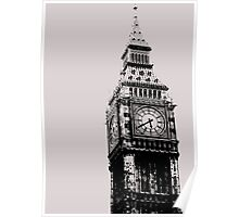 Big Ben - Palace of Westminster, London Poster