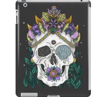 Mermaid Queen, Royal Dead Skull Series iPad Case/Skin