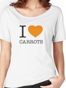 I ♥ CARROTS Women's Relaxed Fit T-Shirt