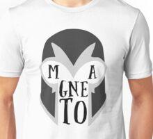 Magneto's Helmet Unisex T-Shirt