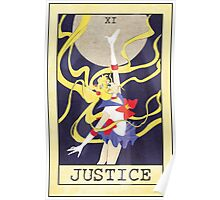 Sailor Moon Tarot Poster