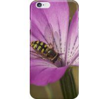zweefvlieg op bolderik iPhone Case/Skin