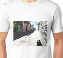 San Francisco Alleys  Unisex T-Shirt
